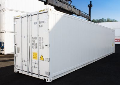 Reefer Container 40 HC Carrier