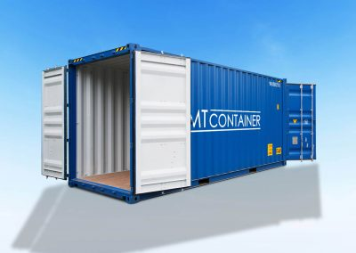 20-40-fuß-Double Door-Doppeltür-Seecontainer-Container